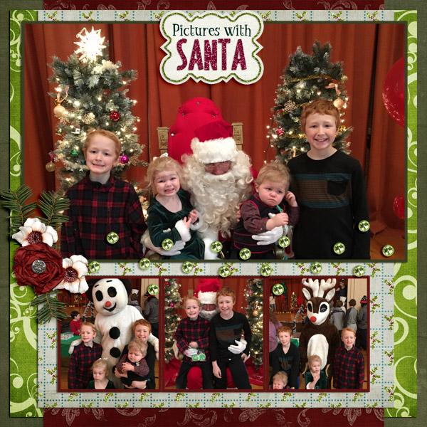 2016 12 Santa Breakfast