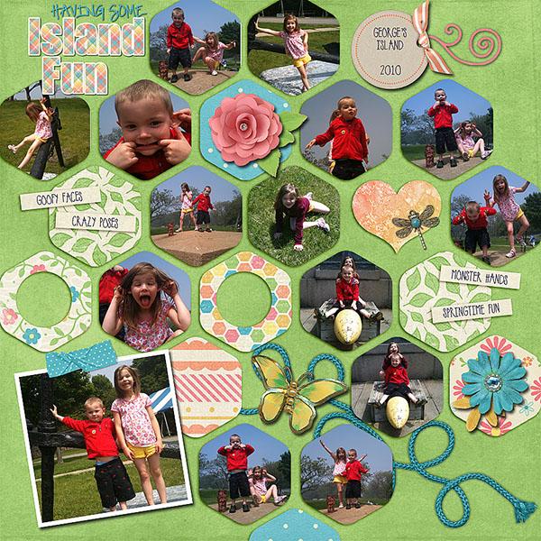Island Fun 2010