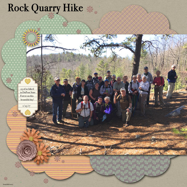 Rock Quarry Hike