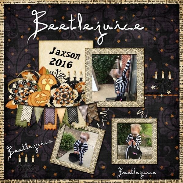 Beetlejuice- scraplift challenge