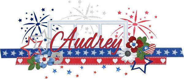 Audrey July Siggie