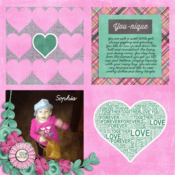 0217 Valentine for Sophia
