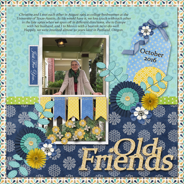 1016 Old Friends