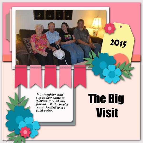 The Big Visit