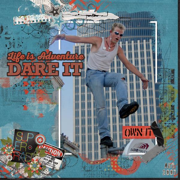 Dare It
