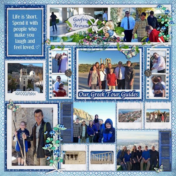 Greek Tour Guides