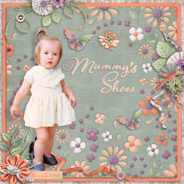 Mummy's Shoes