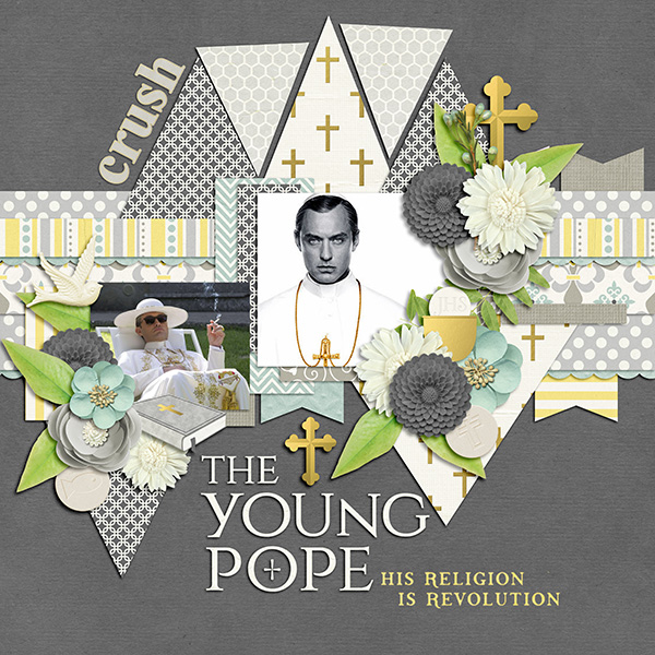 #crush - The Young Pope