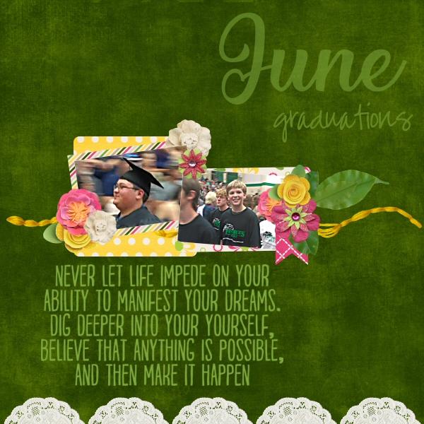 June Graduations