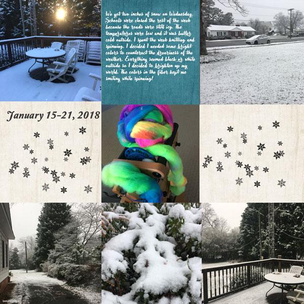 January 8-14, 2018