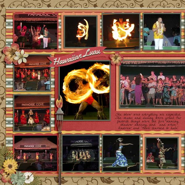 2017 Luau Show R