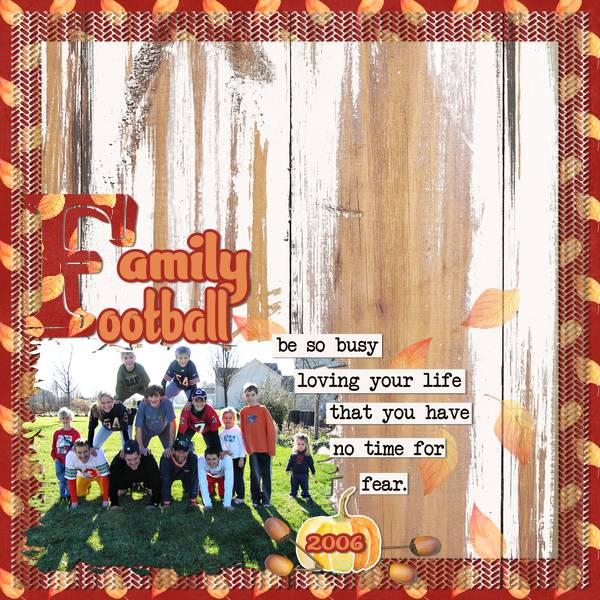 Family Football