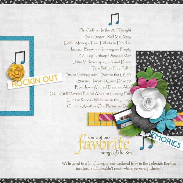 DDL Challenge - May - I Love the 80s