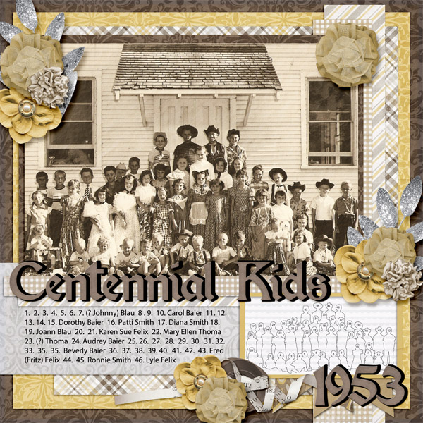 Centennial Kids