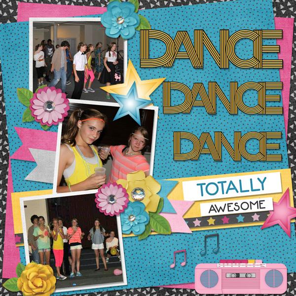 0518 DD Dance 80s