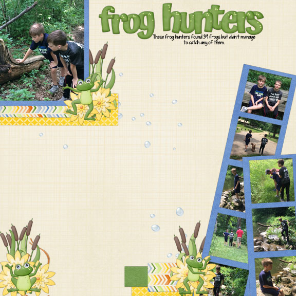 Frog Hunters