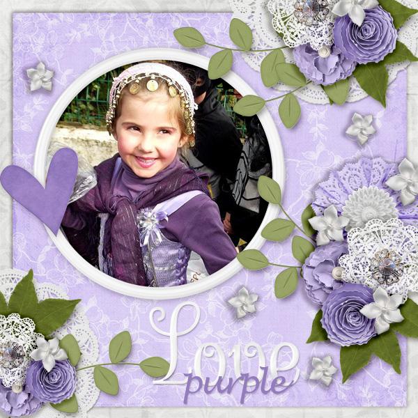Love-purple