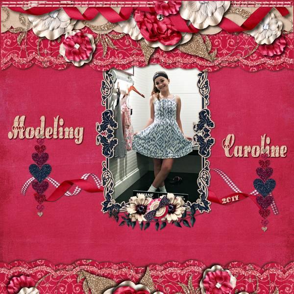 Modeling Caroline