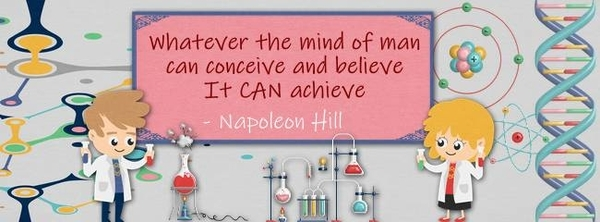 Whatever the mind of man can conceive & believe