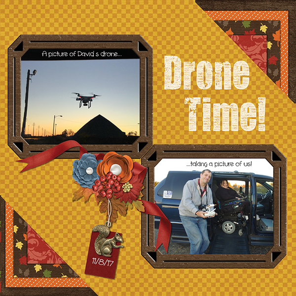 Drone Time