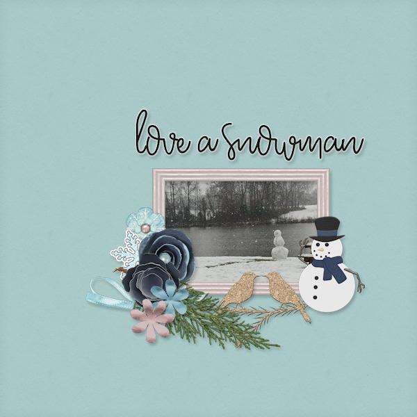 Love Snowmen