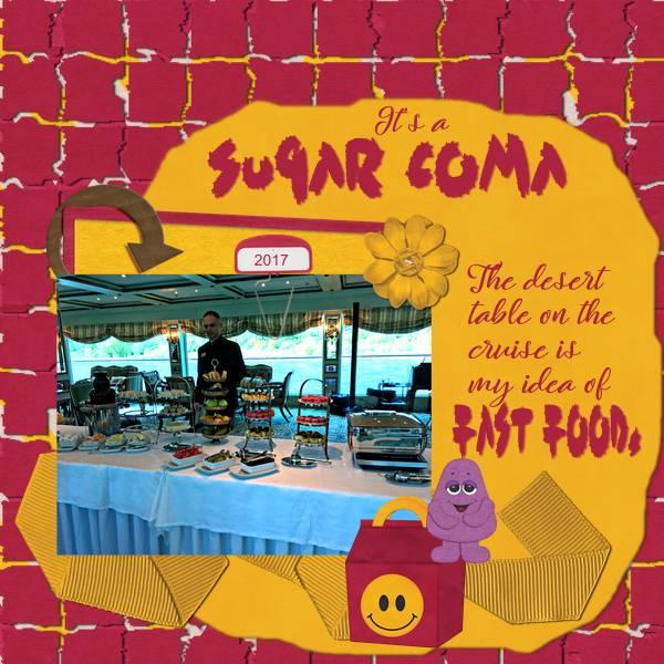 Sugar Coma
