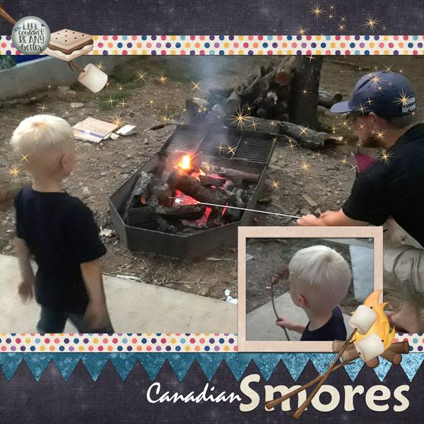 Canadian Smores