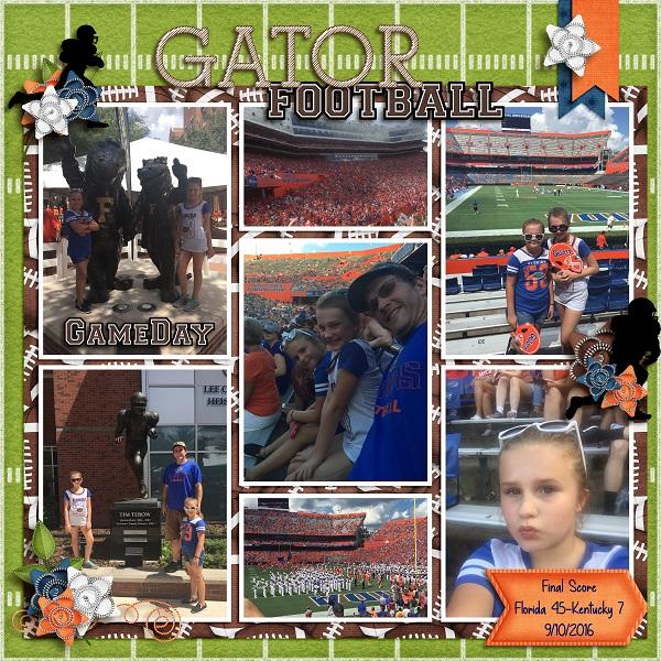 Gator Game Day