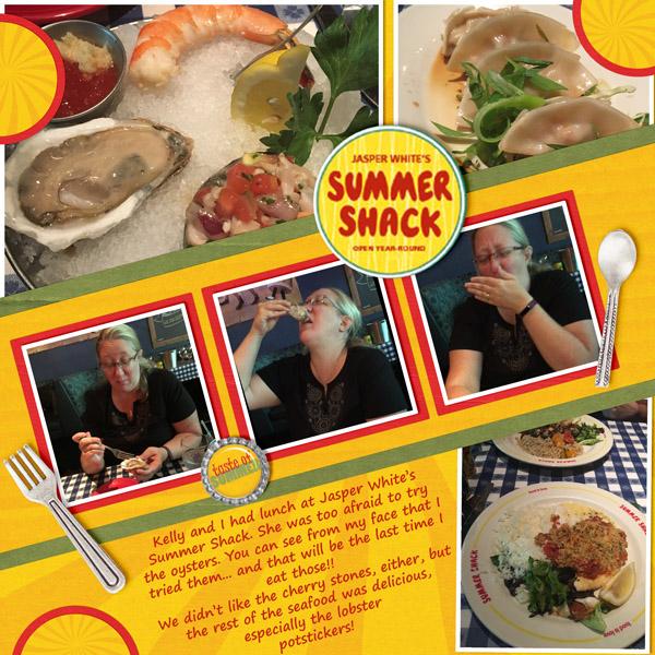 2017 Summer Shack