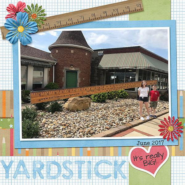 Yardstick 2017
