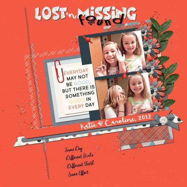 Lost 'n Missing