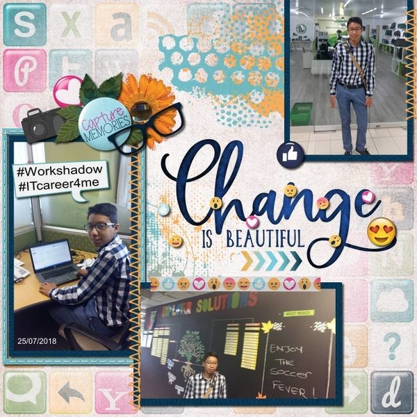 Change is Beautiful